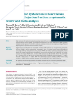 2016 - Right ventricular dysfunction in heart failure with preserved ejection fraction - a systematic review and meta-analysis.pdf