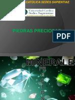 Minerales Preciosos