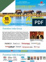 Franchise India 2017 Sponsorship Proposal