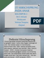 PENYAKIT HIRSCHSPRUNG PADA ANAK.pptx