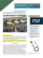 Dew Point Compressed Air Application Note B210991EN B LOW v1