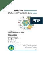 Modul Praktikum Sistem Informasi Geografis