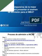 MBA INCAE
