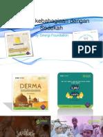 nama lembaga pengelola zakat di indonesia, sinergi foundation