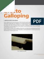 Efecto Galloping