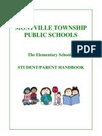 Mont Ville township public schools