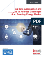 Improving Data Aggregation and Analysis to Address Challenges of an Evolving Energy Market