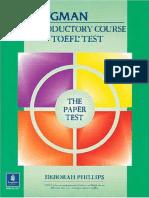 Longman Introductory TOEFL