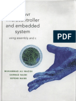 AVR Microcontroller and Embedded Systems Mazidi.pdf