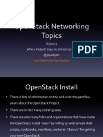 145793218 OpenStack Networking Topics