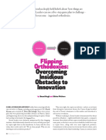Flipping Orthodoxies