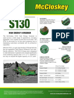 S130 Sell Sheet 2016