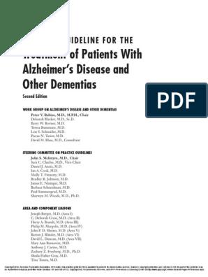 alzheimers pdf   Dementia   American Psychiatric Association