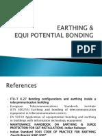 Earthing & Equi Potential Bonding