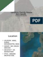 Ebrahim Family House, Brick Mansion