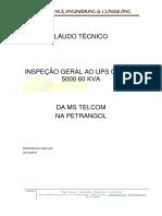 Qreport Levantamento Ups Galaxy5000 60kva 7