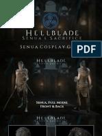 Hellblade Senua Cosplay Guide