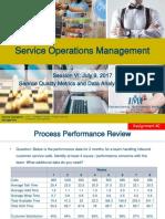 06 SOM 2017 Service Quality Metrics Part II 1X SV 9 Jul 17 Release
