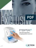Acteon PSPIX Brochure