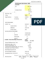 Gen Main Calculations