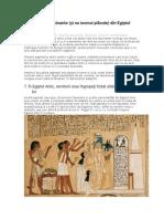 7 Adevăruri Halucinante (Și Nu Tocmai Plăcute) Din Egiptul Antic