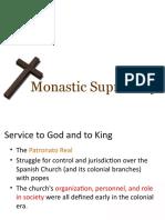 Grp3 Monastic Supremacy