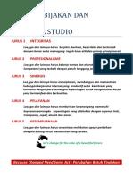 Jurus Pandawa Studio II