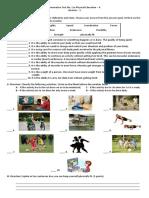 Summative Test No 1.in P.E.6.Q1