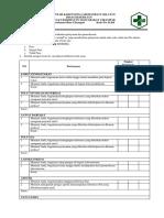 7.1.1.5 Form Kotak Saran