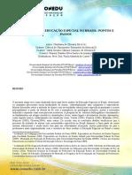 A Evolução Da Educação Especial No Brasil