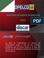 Presentacion de Discar (2017)