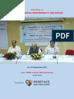 CSR Workshop 7thSep17 Report