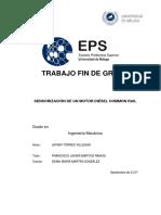 Tfg Sensorización de Un Motor Diesel Common Rail