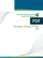 CoE StrategicResearchPlan2012FINAL