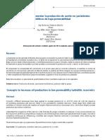 PRODUCTIVIDAD Turbidíticos de Baja Permeabilidad