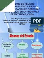 PVR Inundaciones Costeras Provincia de Matanzas S2a