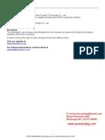 Autocardiag OBD2 CODE READER Foxwell NT201 Manual