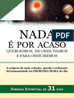 04 - Jornada Espiritual de 31 Dias - Nada é Por Acaso