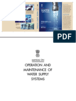 Manual of Operation and Mtc  water treatment plants CPHEEO Govt of India.pdf
