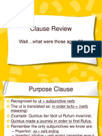 Stage 35 Clause-Review