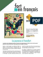 La littérature jeunesse à Francfort