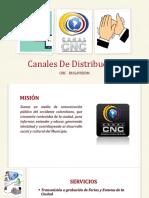 Canales de Distribución CNC