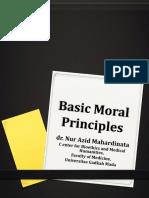 Basic Moral Principles
