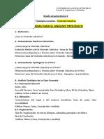 Esquema,Temas y Grupos Para Analisis Tipologico.- Vivienda Colectiva