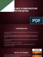 understand composition techniques