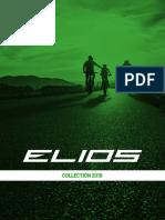 Cicli Elios Lifetsyle 2018