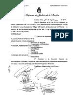 Caso Maldonado El Juez Gustavo Lleral Se Reunió Con Otranto