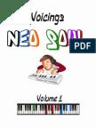 Voicings Neo Soul Vol 1 - Mania de Teclado