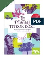 Jill Mansell - Titkok Közt