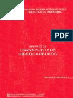 Apuntes de Transporte de Hidrocarburos - Francisco Garaicochea Petrirena